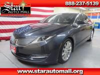 Options:  2014 Lincoln Mkz Base|*** When It Comes To