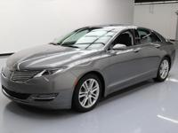 This awesome 2014 Lincoln MKZ/Zephyr 4x4 comes loaded