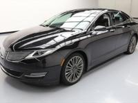 2014 Lincoln MKZ/Zephyr with 3.7L V6 SMPI