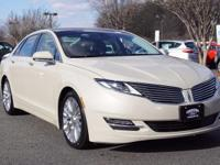 2014 Lincoln MKZ. AWD. So clean, you can't even tell
