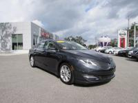 2014 Lincoln MKZ ** Highline 4D Sedan ** Base **