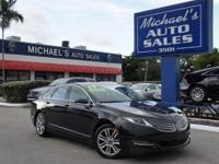 Options:  2014 Lincoln Mkz Base|Black|Stop! Read This!