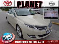 MOONROOF - LEATHER - NAVIGATION - CARFAX One-Owner.