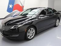 2014 Lincoln MKZ/Zephyr with 2.0L I4 SMPI Gas/Electric
