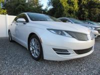 Options:  2014 Lincoln Mkz Hybrid|White/|V4 2.0L I4