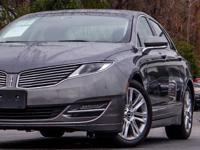 LINCOLN, LUXURY AS IT SHOULD BE!! PUSH START !! HEATED