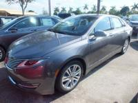 2014 Lincoln MKZ Sedan Hybrid Our Location is: Doral