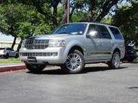 Check out this gently-used 2014 Lincoln Navigator we