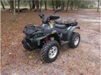 -LRB-866-RRB-667-7745 ext. 392. 400S ATVDescription28hp