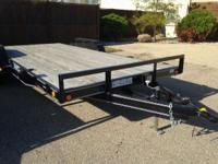 "2014 Load Trail UE8316032 83"" X 18' - 7000# Utility"