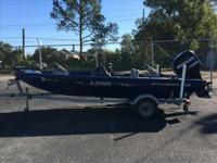 ONE OWNER BOAT POWER BY A MERCURY 75HP OPTIMAX,LOWRANCE