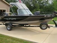 ,...,,2014 Lund 1650 Rebel XL Sport Boat with