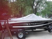 2014 Lund 1675 XS Boat is located in Machesney