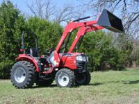 This is a BRAND NEW tractor that we purchased from an