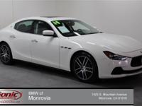 2014 Maserati Ghibli with 2,539 miles has 1 previous