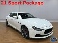 REDUCED! SPRING MASERATI SALE! One Owner, No Smoker, No
