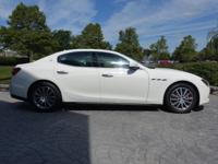 This is a Maserati Ghibli for sale by Midwestern Auto