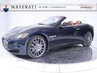 2014 Maserati GranTurismo Convertible - LEASE FROM ONLY