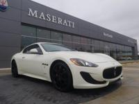 Officine Maserati Certified Pre-Owned Details: *