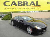 Discerning drivers will appreciate the 2014 Maserati