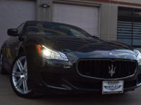 One look at this Maserati Quattroporte S Q4 8-Speed