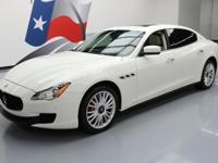 2014 Maserati Quattroporte with 404 HP 3.0L
