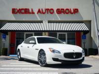 Introducing the redesigned 2014 Maserati Quattroporte