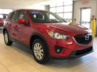 EPA 30 MPG Hwy/24 MPG City! CX-5 Touring trim. CARFAX