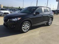 CARFAX One-Owner. Clean CARFAX. Jet Black Mica 2014