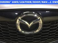 Grey 2014 Mazda CX-5 Grand Touring AWD 6-Speed