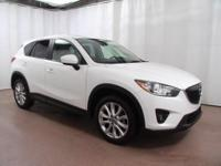 2014 Mazda CX-5 Grand Touring  30/24 Highway/City MPG