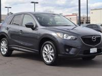 This 2014 Mazda CX-5 Grand Touring comes with