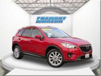 Options:  2014 Mazda Cx-5 Grand Touring|Red|2.5L 4