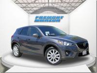 Options:  2014 Mazda Cx-5 Grand Touring|Gray|2.5L 4