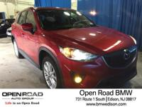 Superb Condition, ONLY 21,134 Miles! CX-5 Grand Touring