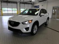 2014 Mazda CX-5 Grand Touring White30/24 Highway/City