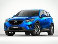 2014 Mazda CX-5 Grand Touring. Power moonroof. What a