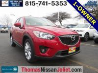 2014 Mazda CX-5 Grand Touring Soul Red Metallic Priced