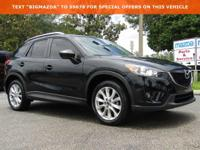 CARFAX One-Owner.2014 Mazda CX-5 Grand Touring SKYACTIV