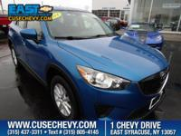 Come see this 2014 Mazda CX-5 Sport. Its Automatic