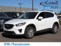 This 2014 Mazda CX-5 Sport is a great option for folks
