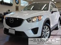 Options:  2014 Mazda Cx5 Sport 4Dr Suv