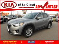 Options:  2014 Mazda Cx-5 Touring|Awd Touring 4Dr