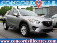 Come to Concordville Nissan Subaru! You NEED to see