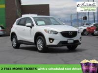 CarFax 1-Owner, LOW MILES, This 2014 Mazda CX-5 Touring