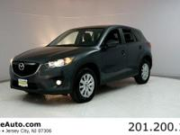 ***CARFAX CERTIFIED 1-OWNER WITH SERVICE RECORDS. CX-5
