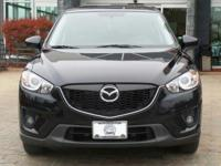 Options:  2014 Mazda Cx-5 Touring|Jet Black