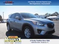 1 OWNER! This Certified 2014 Mazda CX-5 Touring in