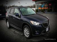 Blue Tooth Functionality and 32+ MPG!. CX-5 Touring, 17