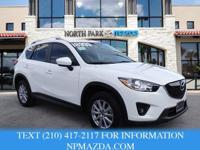 Mazda Certified, CARFAX 1-Owner, ONLY 31,307 Miles!